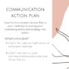 Communication-Action-Plan